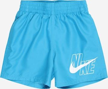 NIKE Sportlik rannamood 'Volley', värv sinine