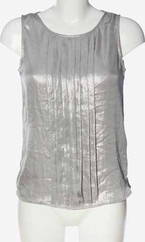 ANNE KLEIN Blouse & Tunic in S in Silver