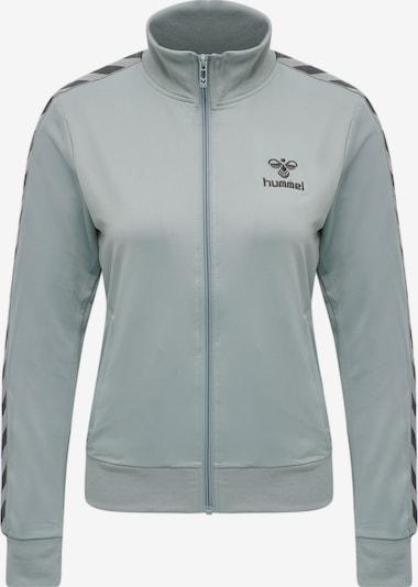 Hummel Trainingsjacke in grau / dunkelgrau, Produktansicht