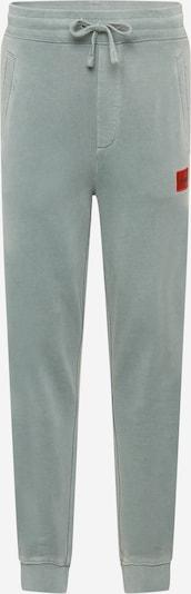 Pantaloni HUGO pe albastru deschis, Vizualizare produs