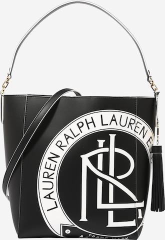 Plase de cumpărături 'ADLEY' de la Lauren Ralph Lauren pe negru