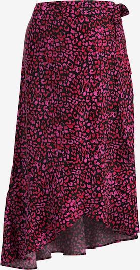 Rock Your Curves by Angelina K. Rock in pink / schwarz, Produktansicht