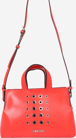 Calvin Klein Käsilaukku värissä koralli / hopea, Tuotenäkymä