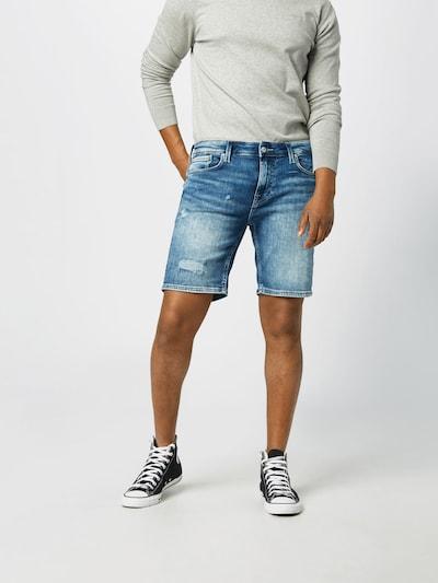 Jeans 'ANGELS' GUESS di colore blu denim, Visualizzazione modelli