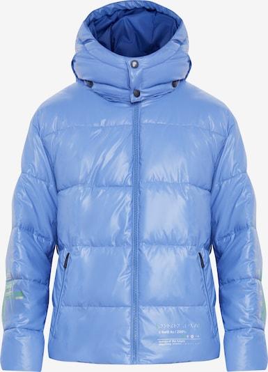 Finn Flare Steppjacke in blau, Produktansicht