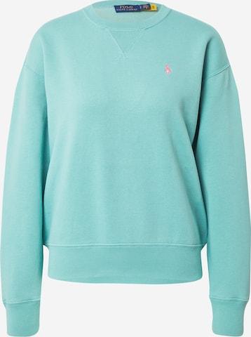 Sweat-shirt Polo Ralph Lauren en vert