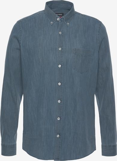 ROY ROBSON Hemd in blau, Produktansicht
