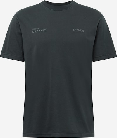 Afends Shirt  'Boundary' in schwarz, Produktansicht