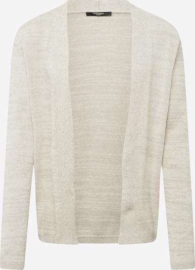 JACK & JONES Vestes en maille en gris, Vue avec produit