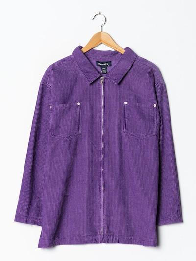 Denim Co. Cord-Jacke in L in orchidee, Produktansicht