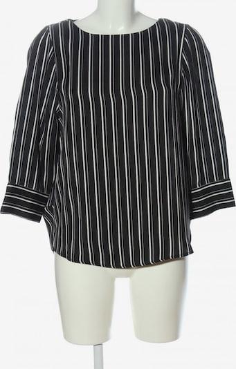 Tahari Blouse & Tunic in M in Light grey / Black / Wool white, Item view