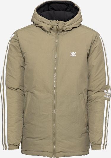 ADIDAS ORIGINALS Between-season jacket in Olive / Black, Item view