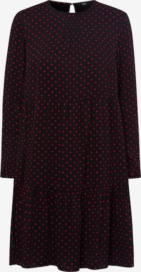 zero Kleid in rot / schwarz, Produktansicht