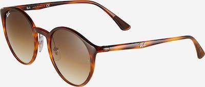 Ray-Ban Sonnenbrille in braun / cognac, Produktansicht