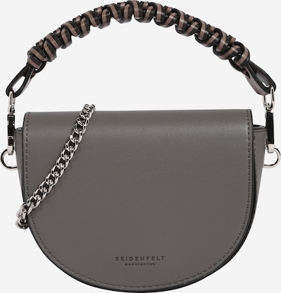 Seidenfelt Manufaktur Crossbody bag 'Hjo' in Grey, Item view