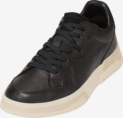 Marc O'Polo Sneaker ' aus softem Rindsleder ' in schwarz, Produktansicht