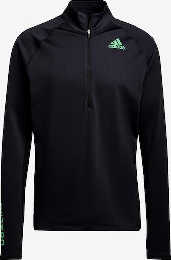 Sportiniai marškinėliai iš ADIDAS PERFORMANCE, spalva – žalia / juoda, Prekių apžvalga