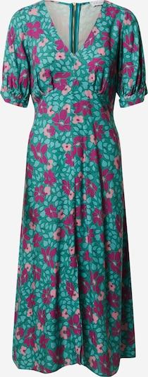 Closet London Haljina u tirkiz / žad / roza / ružičasto crvena, Pregled proizvoda
