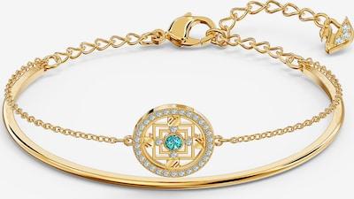 Swarovski Armband 'Mandala' in de kleur Goud, Productweergave