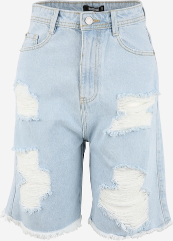 Missguided Tall Jeans in Blauw