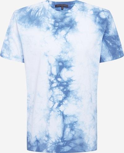 DRYKORN Shirt 'SAMUEL' in blau / weiß, Produktansicht