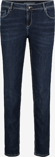 Betty & Co Basic-Jeans mit Waschung in dunkelblau, Produktansicht