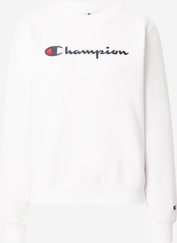 Champion Authentic Athletic Apparel Mikina - biela