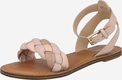 ALDO Сандали с каишка 'ONERRAN' в пудра / пастелно розово / светлорозово, Преглед на продукта