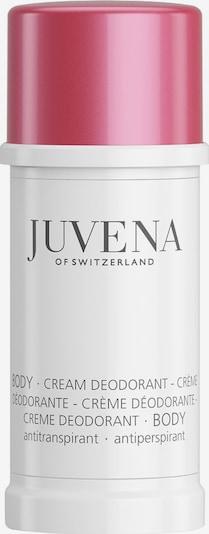 Juvena Deodorant Cream in pink / weiß, Produktansicht