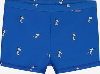 Shiwi Shorts de bain 'Snoopy happy skater' en bleu / noir / blanc, Vue avec produit