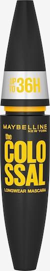 MAYBELLINE New York Mascara in gelb / schwarz, Produktansicht