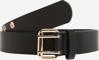 PIECES Gürtel 'DULINE' in gold / schwarz, Produktansicht