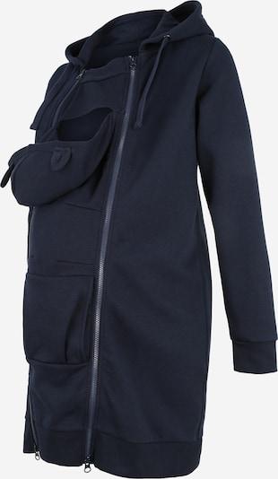 MAMALICIOUS Sweatvest 'CELVIA' in de kleur Navy, Productweergave