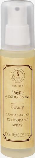 Taylor of Old Bond Street Deodorant 'Sandalwood' in sand / dunkelbraun / weiß, Produktansicht