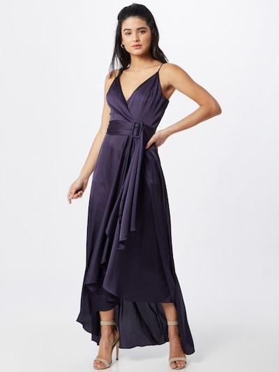 Chi Chi London Společenské šaty - tmavě fialová, Model/ka