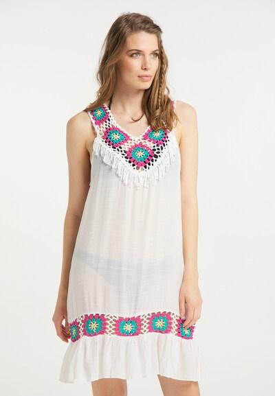 usha FESTIVAL Sommerkleid in weiß, Modelansicht