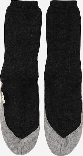 FALKE Pantofle - šedá / antracitová, Produkt