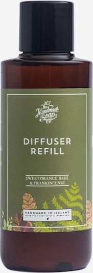 The Handmade Soap Raumduft 'Sweet Orange' in cognac / grün / weiß, Produktansicht