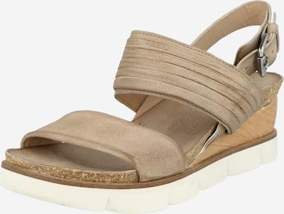 MJUS Sandale 'TAPASITA ' in dunkelbeige, Produktansicht