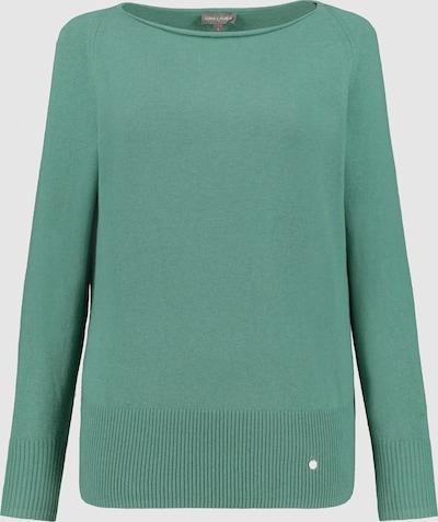 Gina Laura Pullover in grün, Produktansicht