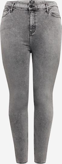 River Island Plus Jean en gris denim, Vue avec produit
