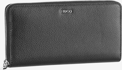 HUGO Wallet ' Lexi Ziparound ' in Black, Item view