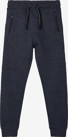 Pantalon 'Scott' NAME IT en bleu