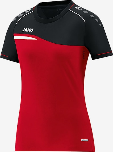 JAKO T-Shirt in rot: Frontalansicht