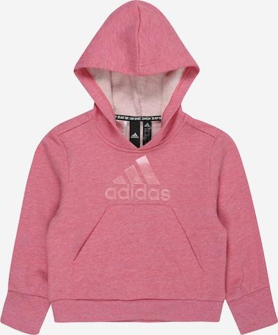 ADIDAS PERFORMANCE Sweat de sport en rose / rose chiné, Vue avec produit