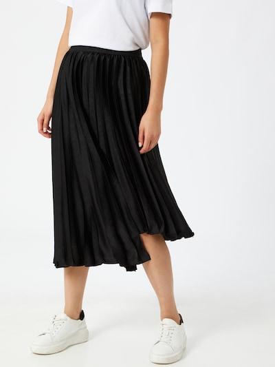 PATRIZIA PEPE Damen - Röcke 'GONNA/SKIRT' in schwarz: Frontalansicht