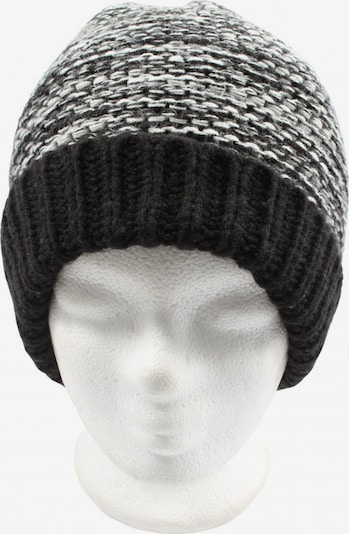 Tally Weijl Hat & Cap in XS-XL in Light grey / Black / White, Item view