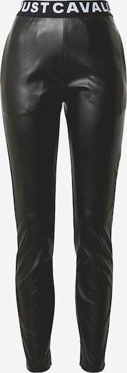 Kelnės iš Just Cavalli , spalva - juoda / balta, Prekių apžvalga