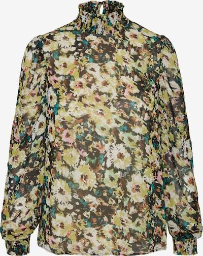 Camicia da donna 'Nilla' VERO MODA di colore marrone / cioccolato / giada / mela / rosa, Visualizzazione prodotti