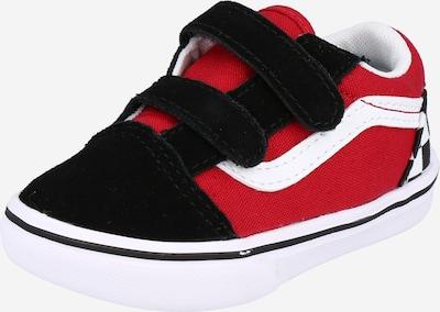 VANS Brīvā laika apavi 'ComfyCush Old Skool', krāsa - sarkans / melns / balts, Preces skats